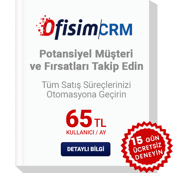 CRM PAKETİ
